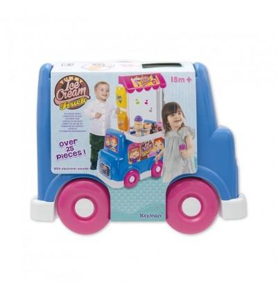 Camion de Helados 25 piezas