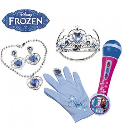 Micro de mano frozen