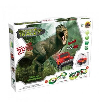 Pista dinosaurio 300cm