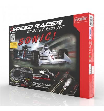 Circuito speed racer sonic