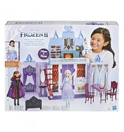 Castillo de Frozen 2