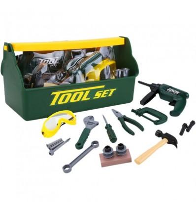 Caja herramientas 22 piezas