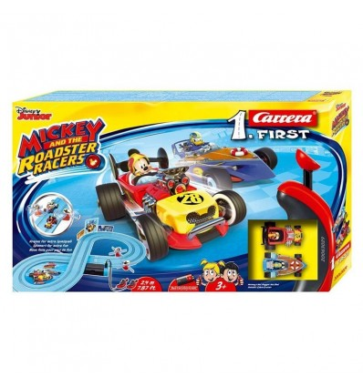 Pista Mickey And The Roadster Racers