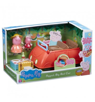 Coche Deluxe Peppa Pig