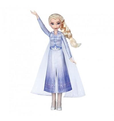 Elsa de Frozen Cantarina
