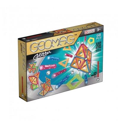 Geomag Glitter 68 piezas