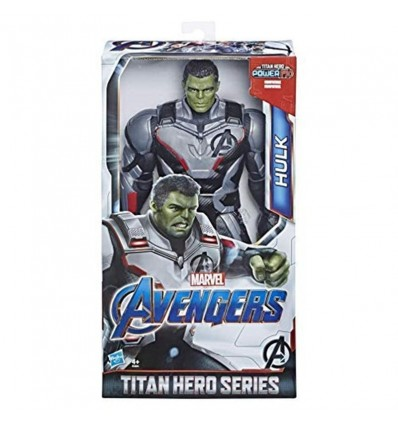 Hulk Titan Hero Series