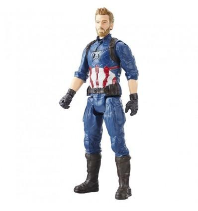 Titan Hero Series Capitan America