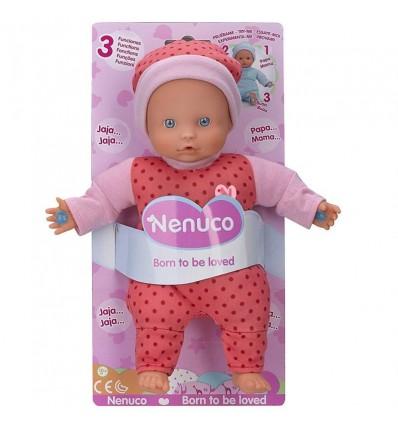 Nenuco Blandito 3 funciones rosa