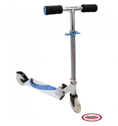 Patinete 2 ruedas Funbee aluminio plegable