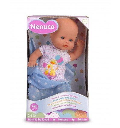 Nenuco New Born con sonidos