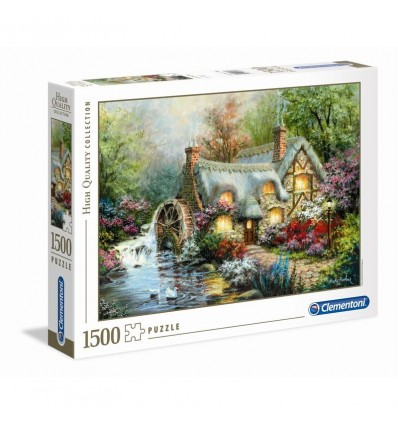 Puzzle 1500 country retreat