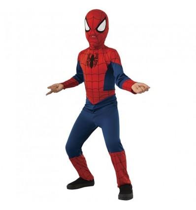 Disfraz spiderman talla l
