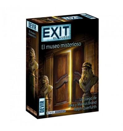 Exit el museo misterioso