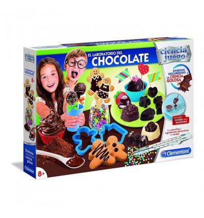 Delicias de chocolate el laboratorio del chocolate