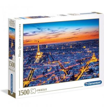 Puzzle 1500 paris