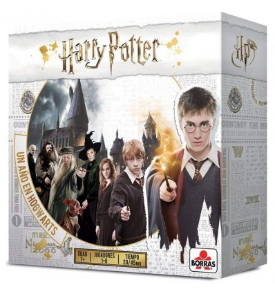 Harry potter el juego de mesa