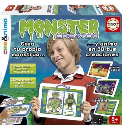 Creanima monster creator