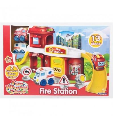 Estacion bomberos