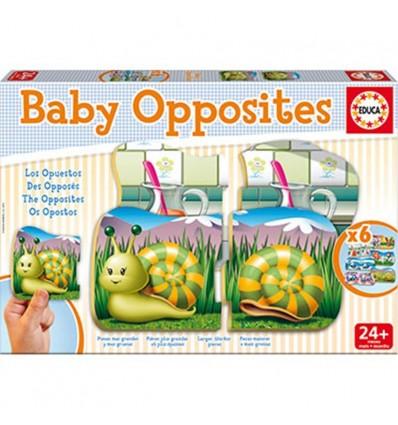 Baby opposites