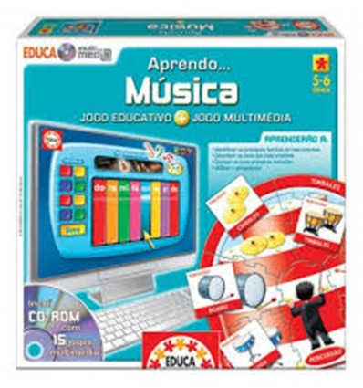 Educa multimedia musica castellano