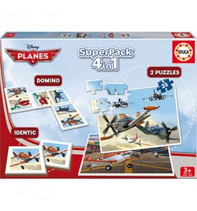 Superpack aviones