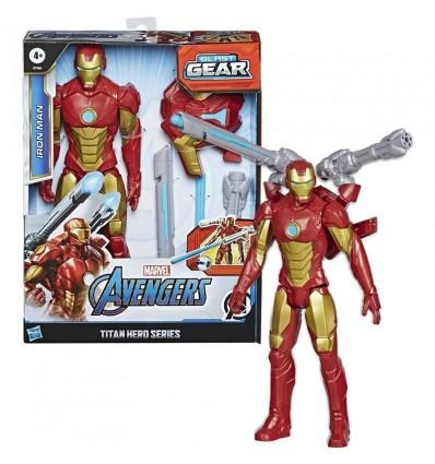 Avengers iron man con accesorios