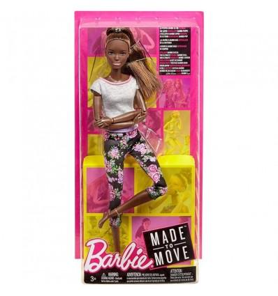Barbie movimientos sin límites
