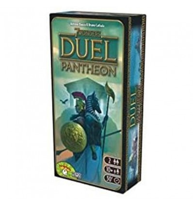 7 wonders expansión duel pantheon