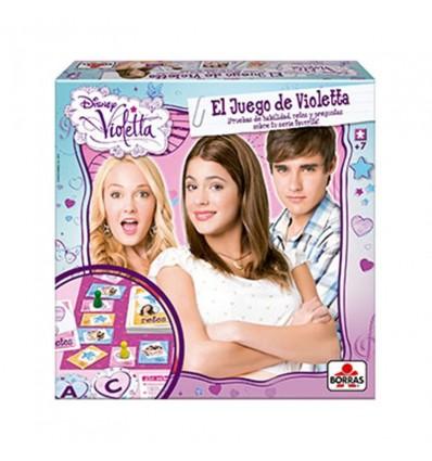 El juego de violeta