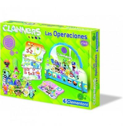 Las operaciones con Clanners