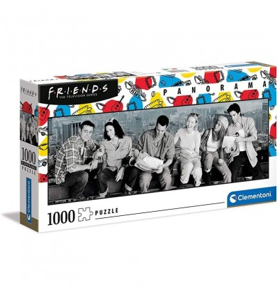 Puzzle 1000 friends panorama