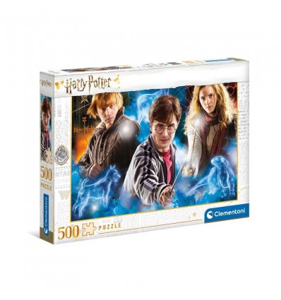 Puzzle 500 harry potter 2
