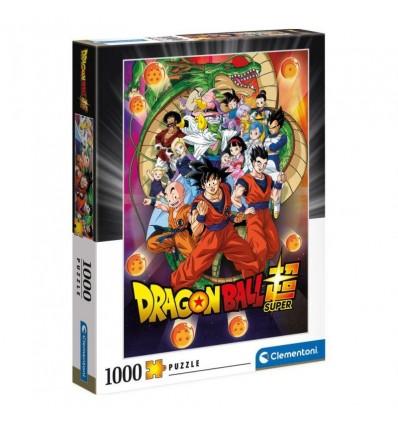 Puzzle 1000 dragon ball