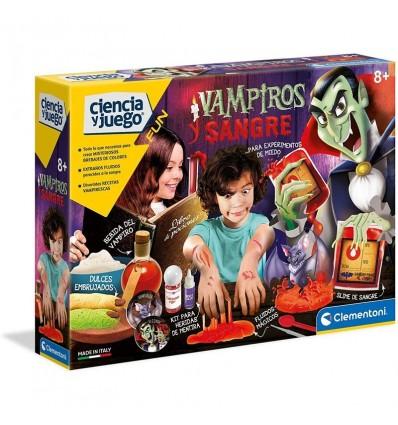 Vampiros y sangre
