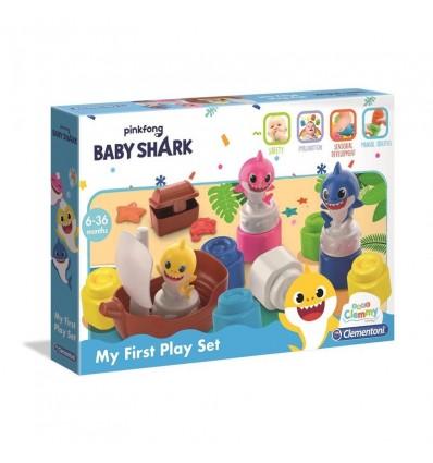 Baby shark playset