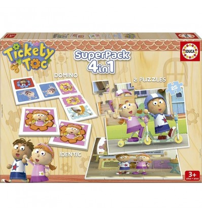 Tickety toc superpack