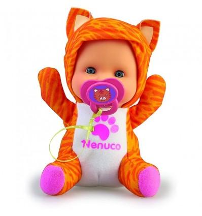 Nenuco disfraz tigre
