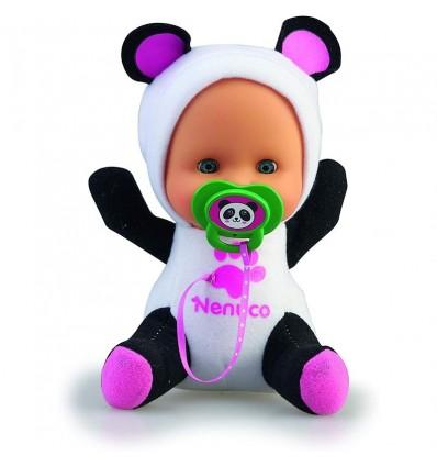 Nenuco disfraz panda