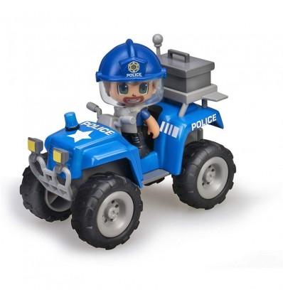 Pinypon quad policia