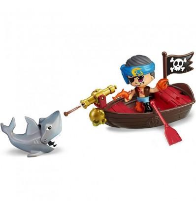 Pinypon action bote piratas