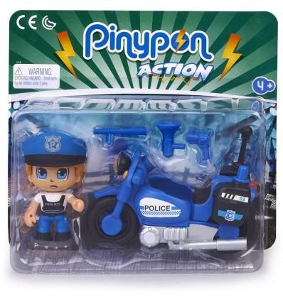 Pinypon moto policia