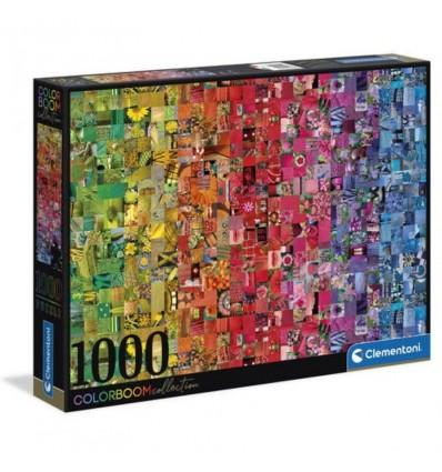 Puzzle 1000 collage