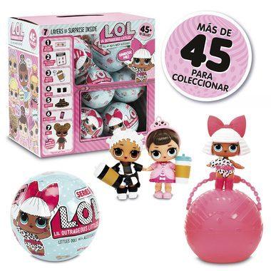 Muñecas Lol Las Muñecas De Moda Con Sorpresa