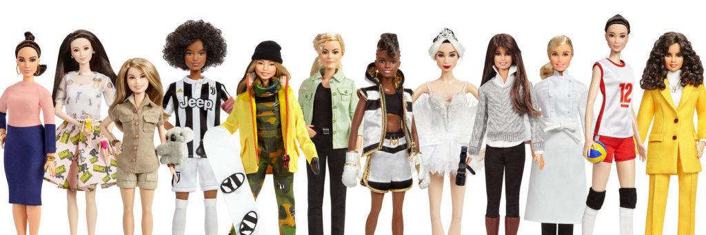 Mattel Barbie muñecas palaciodeljuguete.com