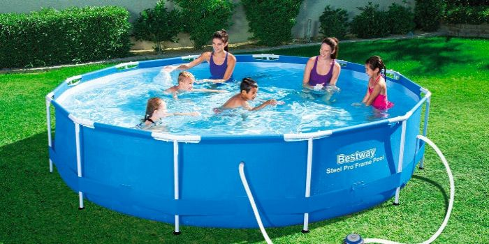 Ventajas de las piscinas desmontables blog de for Piscinas en jardin