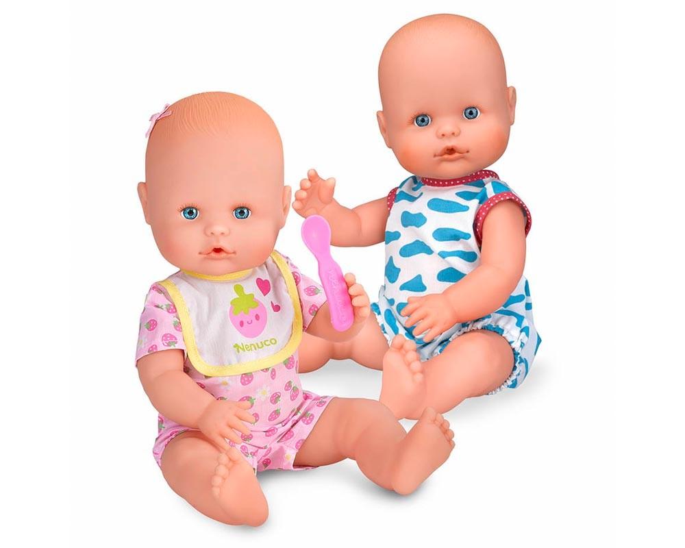 Nenuco muñecas palaciodeljuguete