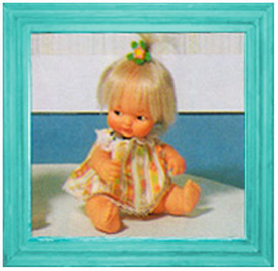 primera muñeca barriguitas palaciodeljuguete