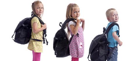 Cómo elegir las mochilas escolares más adecuadas?