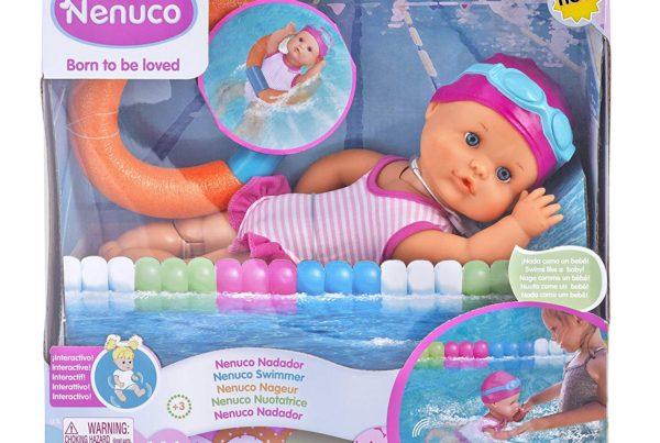 nenuco nadador palaciodeljuguete 1